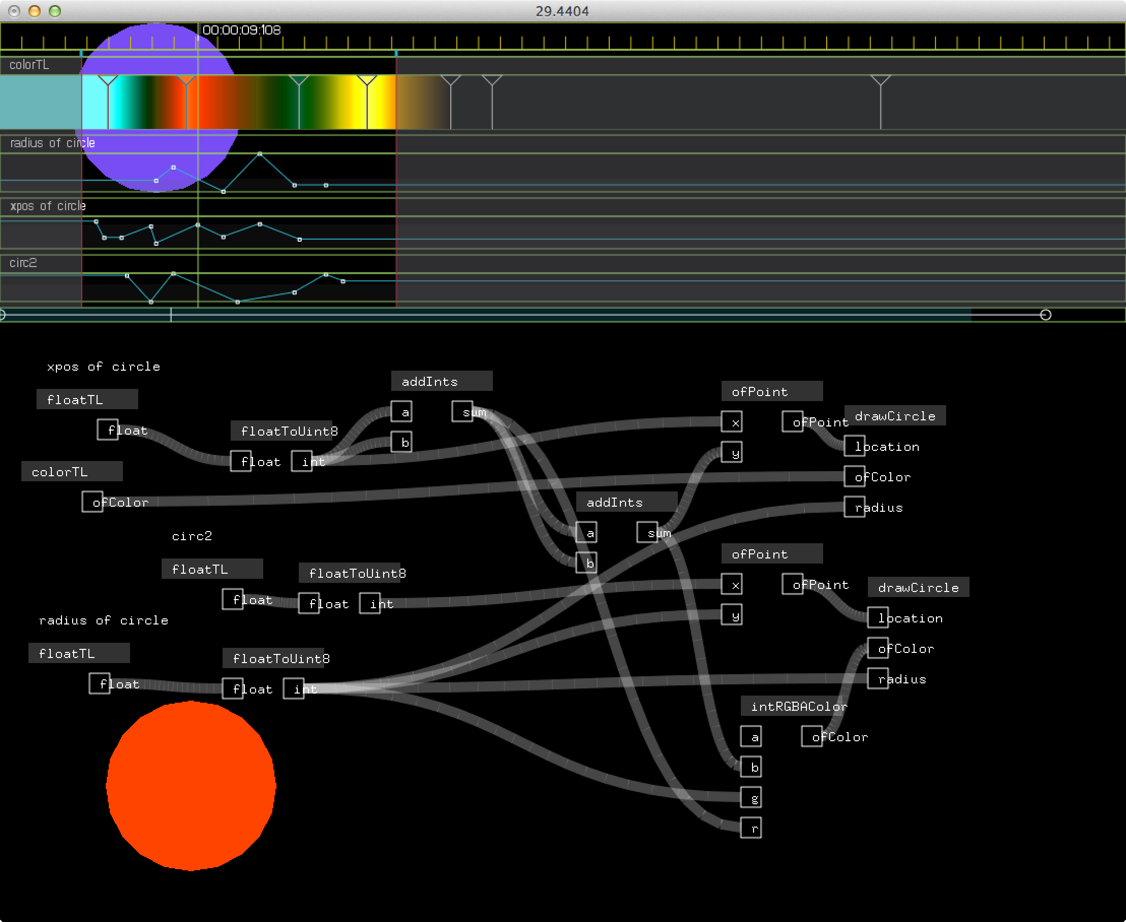 ofxDuct: visual programming for openFrameworks - extend ...