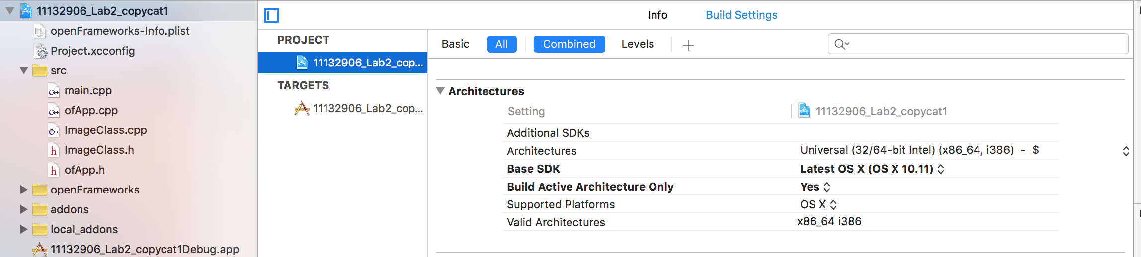 fix for undefined symbols when building in xcode 6 x code
