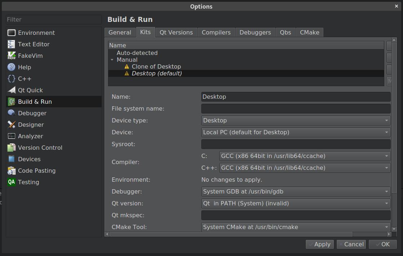 How to build on Qt designer? - beginners - openFrameworks