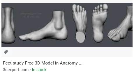 Screenshot 2021-07-07 at 11-25-57 human feet + 3d - Google Search